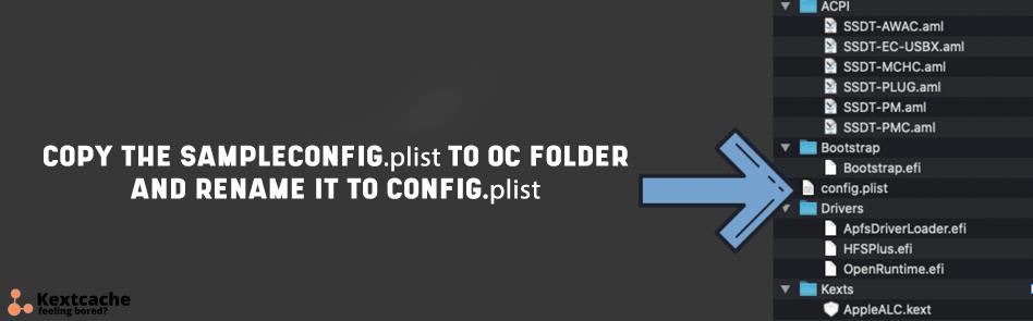 opencore-config